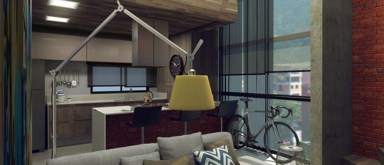 Lofts e Studios: Um estilo de vida