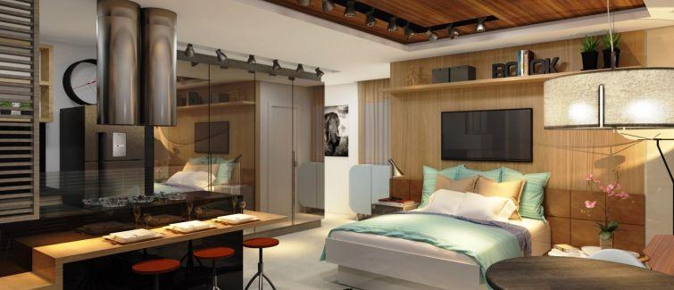 Projetos arquitetônicos dão nova visão a lofts e estúdios